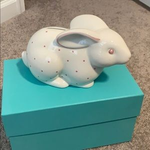 Tiffany & Co Bunny Piggy Bank